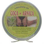 POMADA COCA + ARNICA