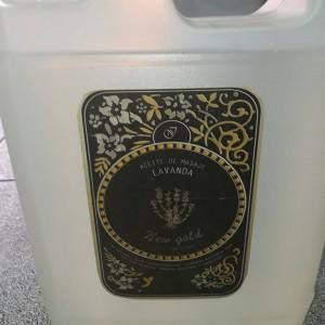 Aceite Lavanda 5 litros